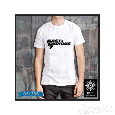 Baju Pria Fast & Furious 7