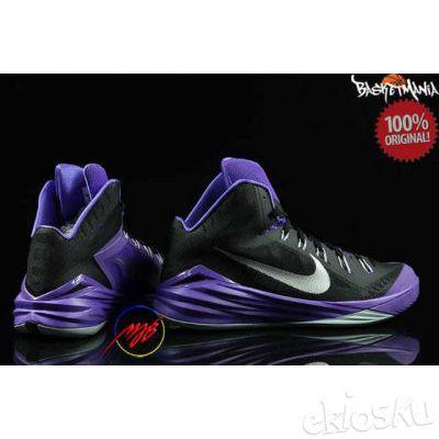 sepatu nike original Hyperdunk 2014 purple