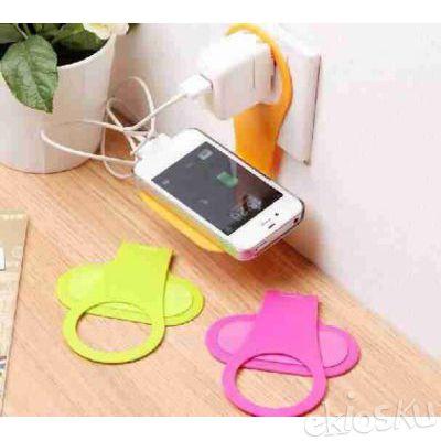 Charger Hanger / Handphone Holder