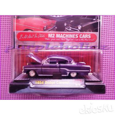 1954 Dodge Coronet - M2 Machines Auto-Thentics
