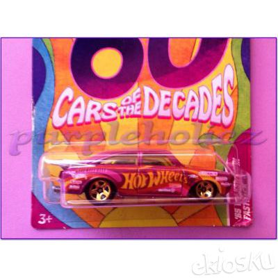 '65 Volkswagen Fastback - Hot Wheels 2012 Cars of the Decades Series