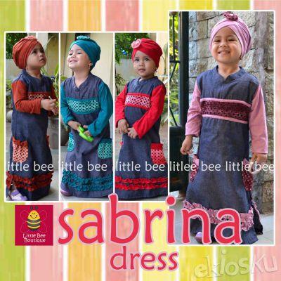 Sabrina Denim Dress 3th
