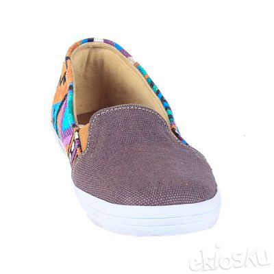 NAVARA Kids - Loafer Junior Grey