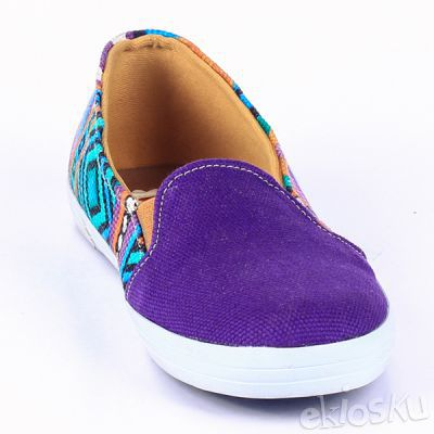 NAVARA Kids - Loafer Junior Purple