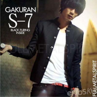 Jas Gakuran S-7