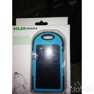 Powerbank Solar 18000 mAh/ 18.000 mAh
