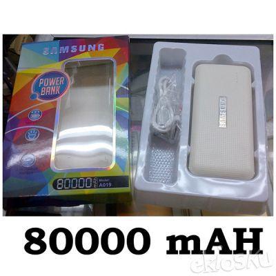 Powerbank Samsung 80000 mAh A019