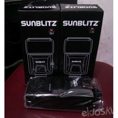 Flash ready Speedlite Sunblitz Di 938 AF For Nikon