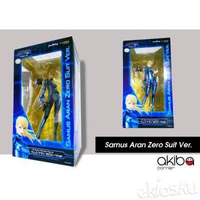 Samus Aran: Zero Suit Ver.