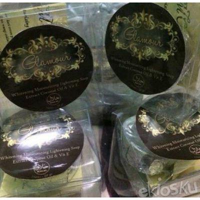 Whitening soap Glamour