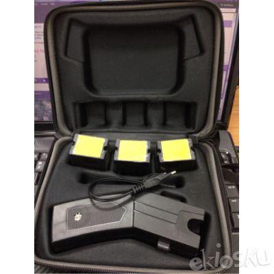 Tasergun / Taser gun / Setruman tembak jarak jauh
