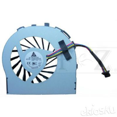 Fan Processor HP EliteBook 2740P 2740, KSB0405HB (4 PIN)