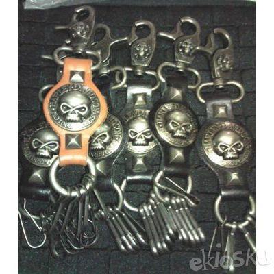 Mainan Kunci.KeyChains Skull HD