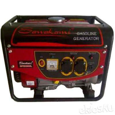 Sawakami Genset 1100 VA GFH2880L Generator Set..