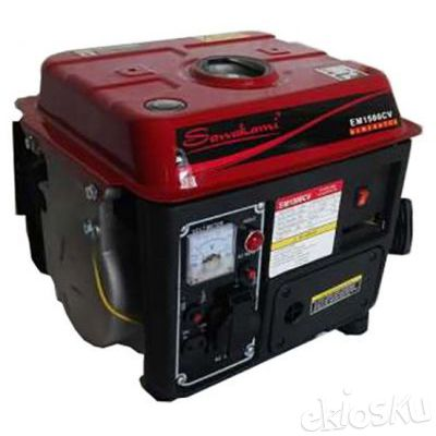 Sawakami Genset 750 Watt Portable, EM1500FCV Generator Set..