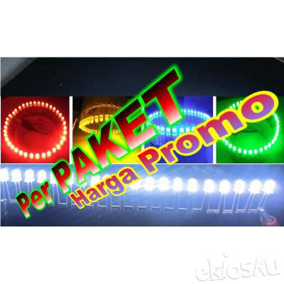 LED 5MM Per PAKET 100 Pcs