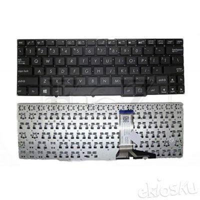 Keyboard ASUS Transformer Book T100TAM T100TAL T100TAF T100TAR T100TA T100 (Hitam Tanpa Frame)