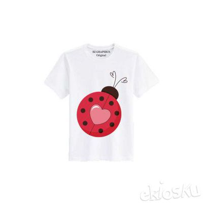 t shirt pria wanita/kaos pria wanita( bugs)t shirt fashion sz graphics