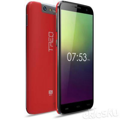 Smartphone Android Murah TREQ X1 Dragontrail Glass