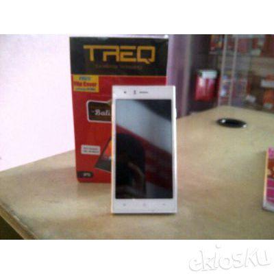 Smartphone Android Murah TREQ S1 Quadcore Kitkat
