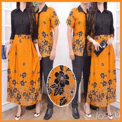 905060 Baju Pakaian Muslim couple Pria & Wanita