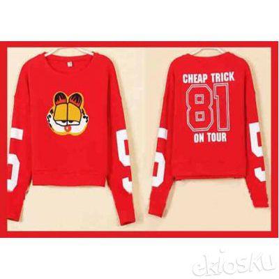 501163 Sweater Wanita Cantik
