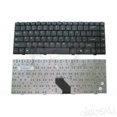 Keyboard AXIOO GL31 TVW NVG, ASUS Z84 Z96, BenQ R55, Byon M31F M31W, Inspiron 1428 1427 1425 (Black)
