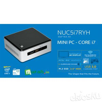 Mini PC—Intel® NUC Kit NUC5i7RYH