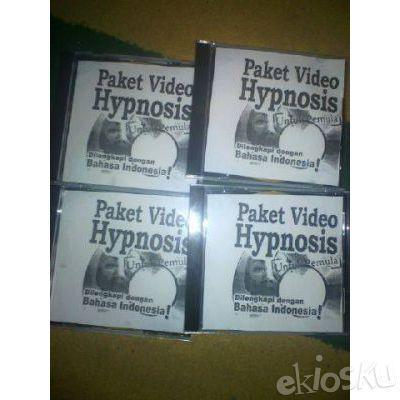 DVD Pelatihan HYPNOTIS