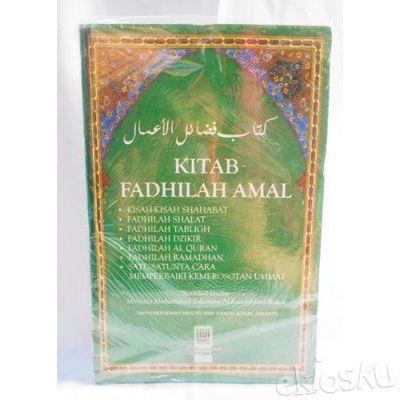 Kitab Fadhilah Amal