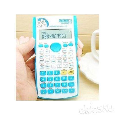 Kalkulator Scientific Doraemon Sin Cos Tan u Sekolah / Alat Hitung Angka