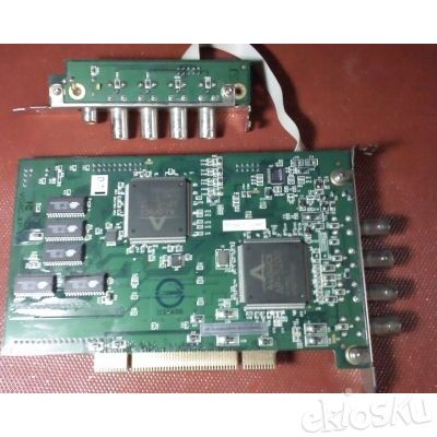 CARD CCTV 8-CH (32BIT)