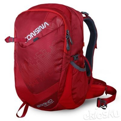Tas Daypack Consina Grandcanyon Hiking/Outdoor Red