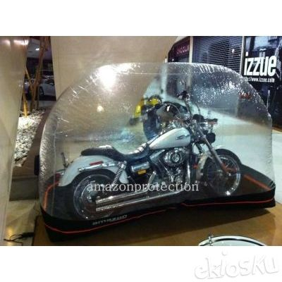 Amazon Protection Bubble Cover Motorcycle Small
