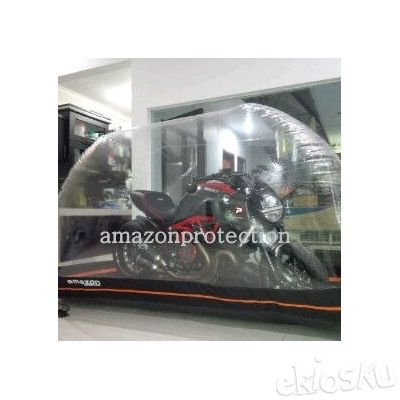 Amazon Protection Bubble Cover Motorcycle Medium