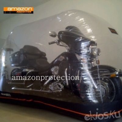 Amazon Protection Bubble Cover Motorcycle Large