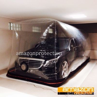 Amazon Protection Car Bubble Cover Sedan Large