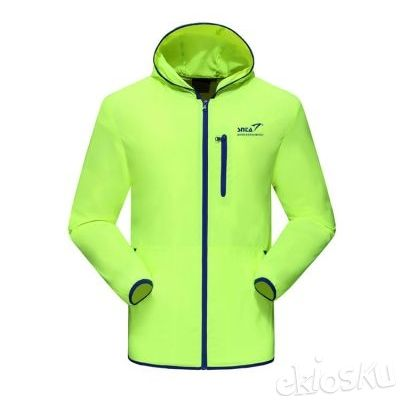 Jaket Gunung/Hiking/Outdoor SNTA 8801 Green Waterproof
