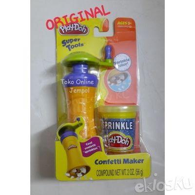 Cetakan PlayDoh Confetti Maker Play Doh ORIGINAL (BUKAN Fun Doh)