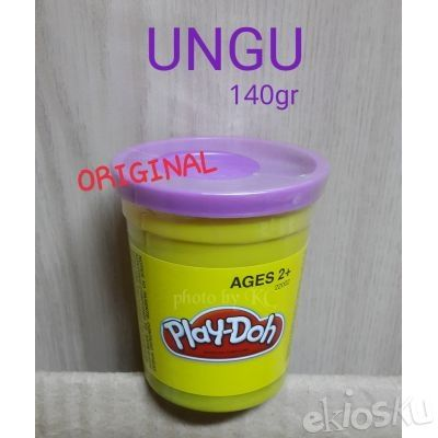 (UNGU) 140gr lilin Play-Doh ORIGINAL/Playdoh dough