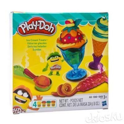 Cetakan Playdoh ORI Ice Cream Treats Minion (bukan fundoh fun dough)