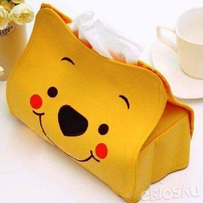 Tempat Tissue Box Pooh Winnie The Pooh