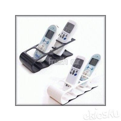 Tempat Remote Bentuk Mini - Bahan Plastik/Remote Organizer