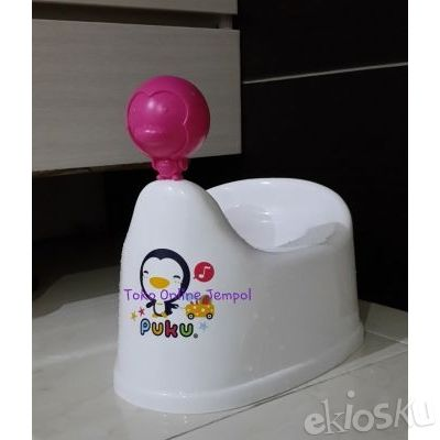 Potty Training PUKU / Potty seat / Puku potty pot/Pispot/tempat pipis