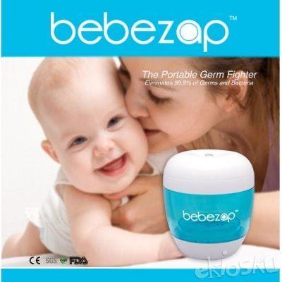 BEBEZAP Portable Steril/Alat Steril Botol/Empeng/Dot/Sikat Gigi