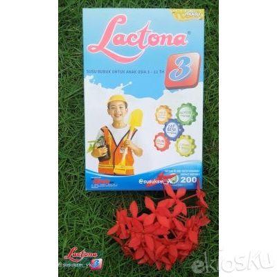 Lactona 3 Vanila 200 GR