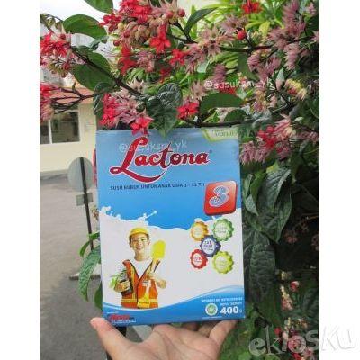 Lactona 3 Vanila 400 GR