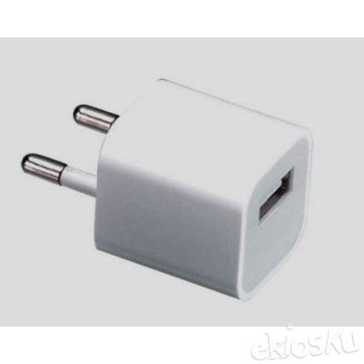 Cas USB Kotak Buat Charge BB Smart Phone Android Tab Power Bank AC DC
