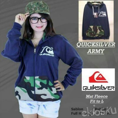 Sweater Quicksilver Army