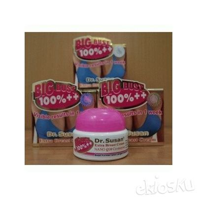 Dr.Susan Breast Cream Versi Murah